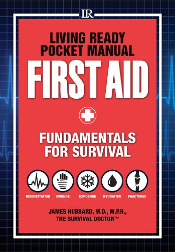 Living Ready Pocket Manual - First Aid -
