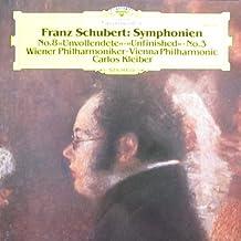 Schubert: Sinfonie Nr. 8 Unvollendete D. 759 & Nr. 3 D. 200