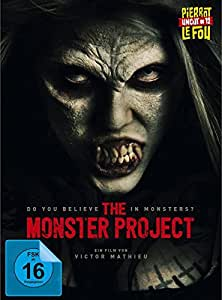 The Monster Project (uncut) - Limited Edition Mediabook (Blu-ray + DVD)