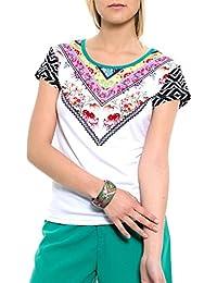 65b5298f58 Smash! Thais Camiseta Mujer Mujer