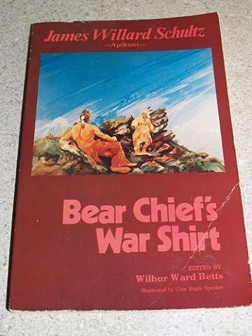 Bear Chief's War Shirt (Rendezvous