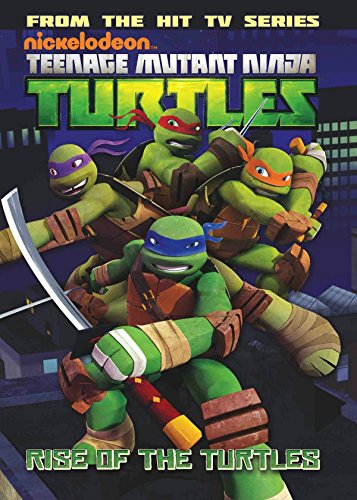 Teenage Mutant Ninja Turtles Animated Volume 1: Rise of the Turtles (TMNT Animated Adaptation, Band 1)