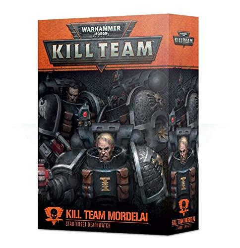 Games Workshop Warhammer 40.000 Kill Team Mordelai Deathwatch (Deutsch)