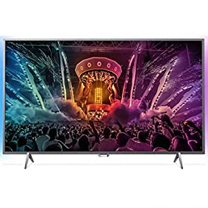 Philips 43PUS6401/12 109 cm (43 Zoll) LED Fernseher (4K Ultra HD, Android-TV)