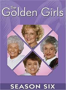 The Golden Girls: The Complete Sixth Season [1986] [REGION 1] (NTSC) [DVD] [US Import]