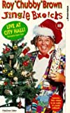 Roy Chubby Brown: Jingle Bx@!Cks - Live At City Hall! [VHS]