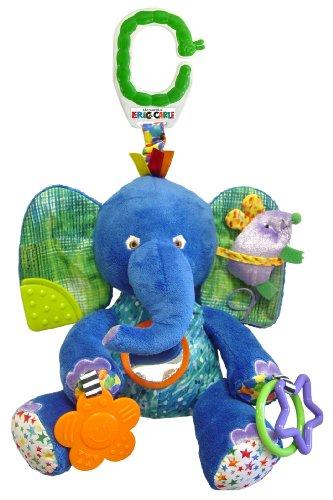 Joy Toy 966250 - Elefante de peluche multiactividad 15 x 16 x...