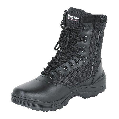 Voodoo Tactical 04–837900117122,9cm Stiefel, Schwarz, 10W