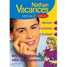 nathan vacances college les notions cles du programme anglais de la 3eme vers la 2nde