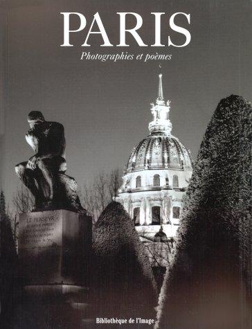 Paris, photographies et poèmes
