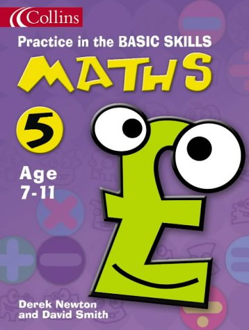 Practice in the Basic Skills (10) – Maths Book 5: Maths Bk.5