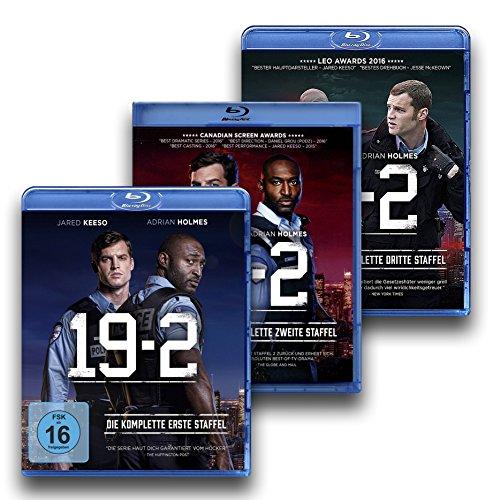 Staffel 1-3 [Blu-ray]
