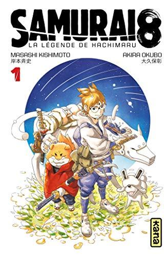 Samurai 8 - la Légende de Hachimaru Edition simple Tome 1