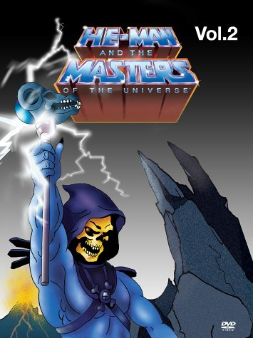 Bild von He-Man and the Masters of the Universe, Vol. 02 (2 DVDs)