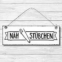 Nähstübchen - Türschild Dekoschi