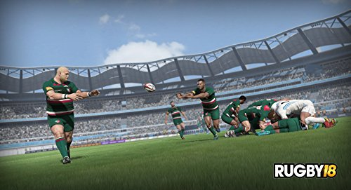 Rugby 18  screenshot