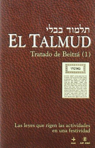 Talmud  El - Tratado Beitza I (Proyecto Hebraico)