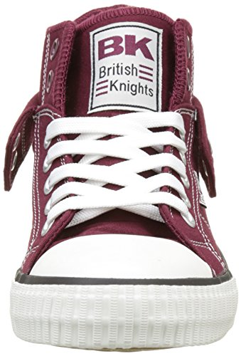 British Knights Roco, Sneakers basses femme Rouge (Red)