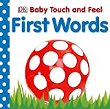 Baby Touch  Feel  First Words