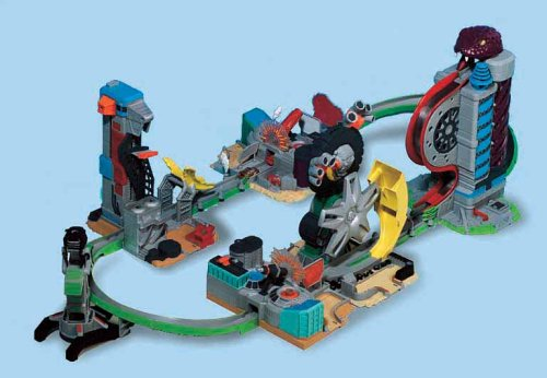 Hasbro - MICRO MACHINES - Magno Power Spiel-Set - Power Machines