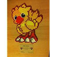 Pixel Art - Hama Beads - Final Fantasy Bébé Chocobo