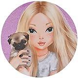 CISL Tortenaufleger Tortenfoto Aufleger Foto Bild TopModel rund ca. 20 cm (Dog) *NEU*OVP*