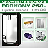 Hydro Shoot HS100 Grow Set 250W Economy