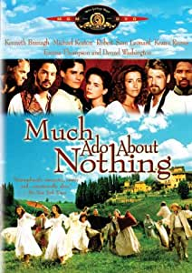 Much Ado About Nothing [DVD] [1993] [Region 1] [US Import] [NTSC]