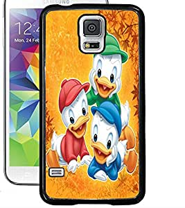 ColourCraft Lovely Cartoon Characters Design Back Case Cover for SAMSUNG GALAXY S5 NEO