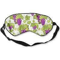 Sleep Eye Mask Grapes Linear Autumn Lightweight Soft Blindfold Adjustable Head Strap Eyeshade Travel Eyepatch E9 preisvergleich bei billige-tabletten.eu