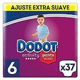 Dodot Activity Pants Pañal-Braguita Talla 6, 37 Pañales - 15+ kg