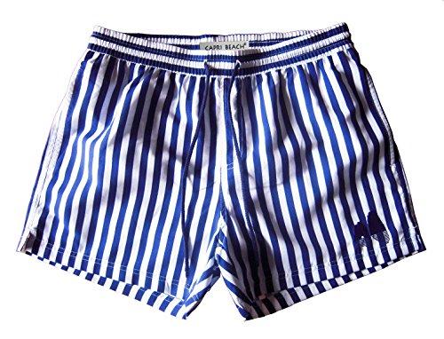 Costumi Da Bagno Bianco Uomo : Costume da bagno uomo capri beach boxer mare uomo pantaloncini