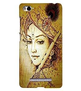 Citydreamz Lord Krishna\Bal Gopal\Flute\Janamashtmi Hard Polycarbonate Designer Back Case Cover For Xiaomi Mi4i/ MI 4i