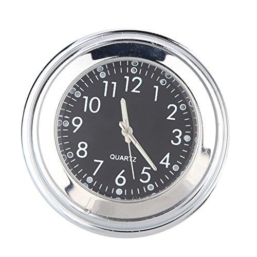 "Amazingdeal365 Reloj Moto Impermeable de Aluminio, 7/8"" motocicleta moto"