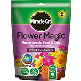 Miracle-Gro Flower Magic Blumensamen für Blumentöpfe und -kübel, 350g