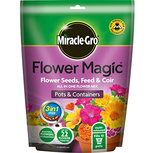 Miracle-Gro 350g Flower Magic for Pots and Containers