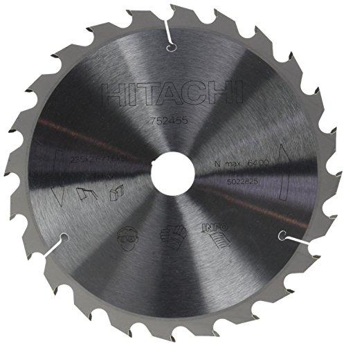 Hitachi 752455 Disco sierra circular ingletadora