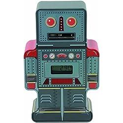 Hucha cuenta monedas Robot para niños