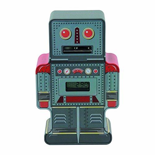 Paladone - Hucha Cuenta Monedas Robot