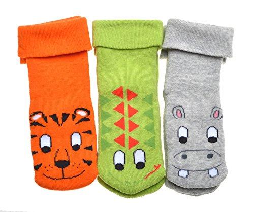 3-pairs-of-jungle-animals-terry-fabric-baby-socks