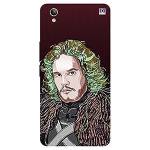 Man 2 - Mobile Back Case Cover For Vivo Y 51L