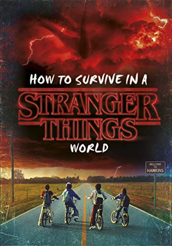 How To Survive In A Stranger Things World por Vv.Aa