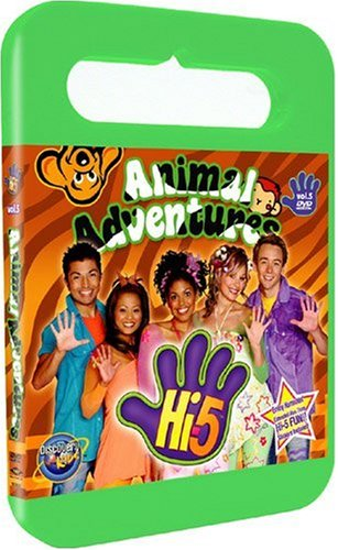 Preisvergleich Produktbild Hi-5: Animal Adventures 5 [DVD] [Region 1] [NTSC] [US Import]