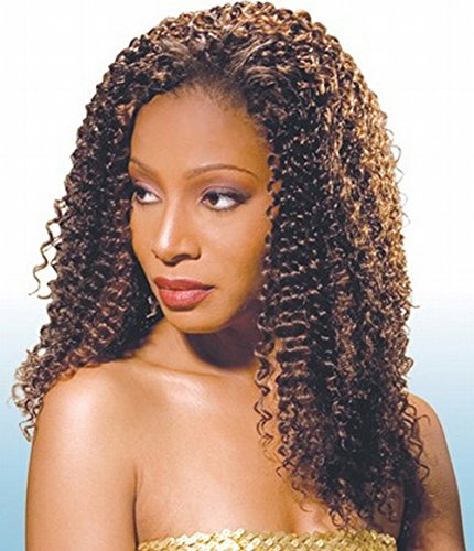 Freetress Water Deep Weave 14 inch cheveux couleur 1B/30