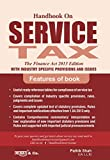 Hand Book on Service tax & Goods and Service Tax (Finance Act 2016) (alongwith amendmends of Finance Bill, 2017
