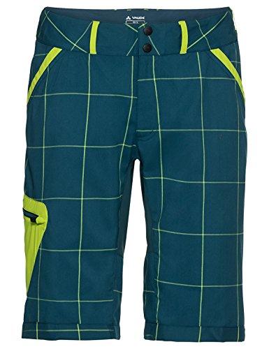 Vaude Herren Men's Craggy Shorts Hose, Dark Petrol, XXL