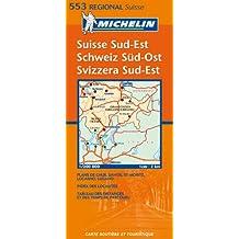 Carte RGIONAL Suisse Sud-Est