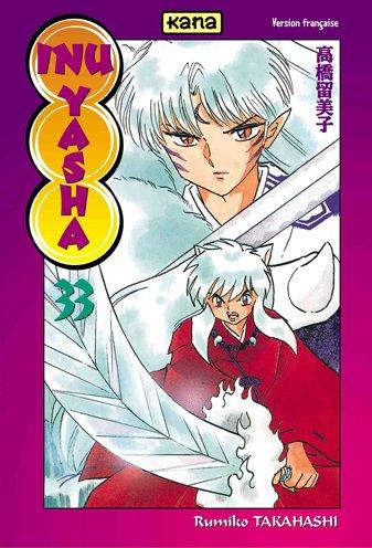 Inu Yasha Vol.33 par TAKAHASHI Rumiko