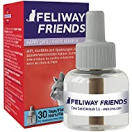 FELIWAY Friends 30 Day Refill, helps to reduce conflict in multi-cat households, helping cats get along better - 48ml