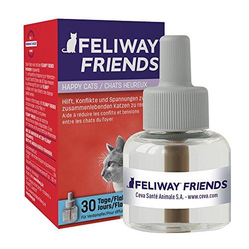 FELIWAY FRIENDS 30 Tage-Nachfüllflakon, 48 ml